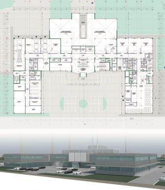 Projeto para Firma Liebherr - Em Ummendorf - Alemanha