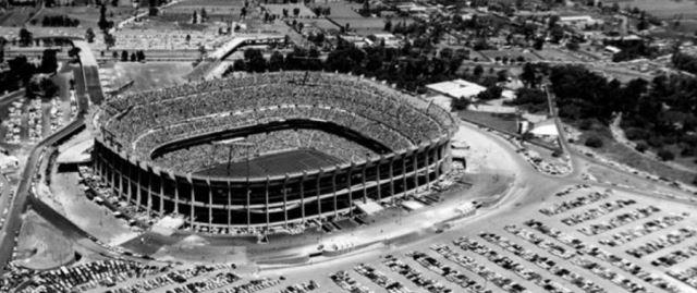 Estádio Azteca Copa 1970
