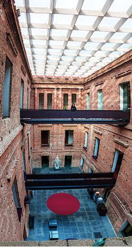 Pinacoteca – São Paulo Vista Interna