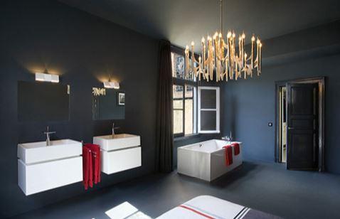 Igreja Casa - detalhe banheiro - Retrofit pelo mundo