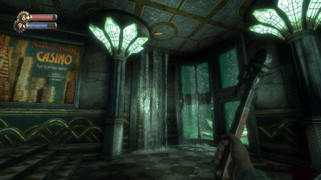 ArtDeco em Bioshock
