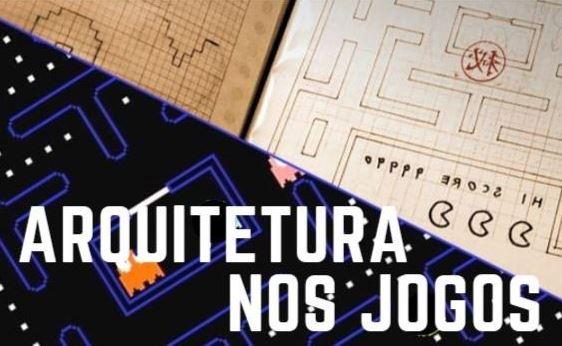Capa Arquitetura em Jogos - imagem destacada