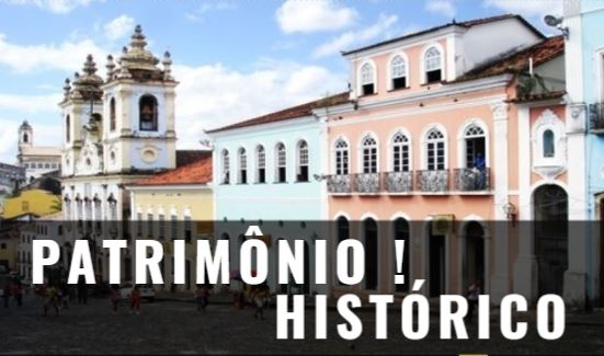 Capa Patrimônio Histórico na Arquitetura