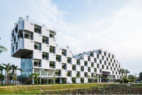 Edifício Administrativo da Universidade FPT / VTN Architects