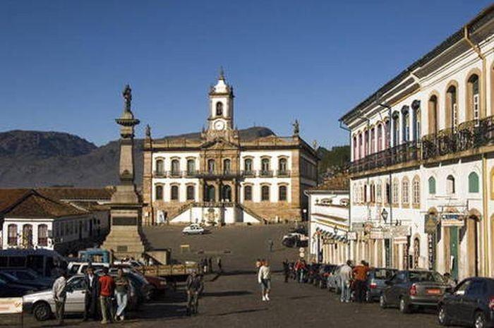 Ouro Preto - Patrimônio Cultural da Humanidade