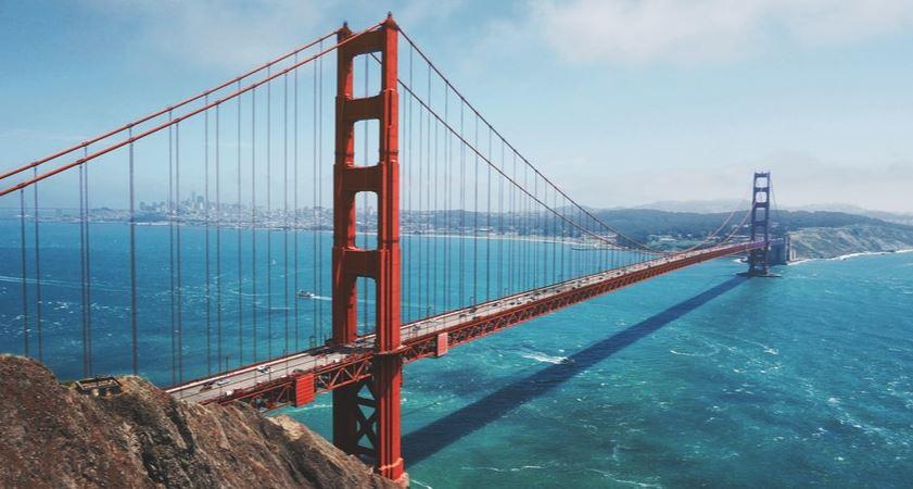 Ponte Golden Gate - San Francisco - EUA