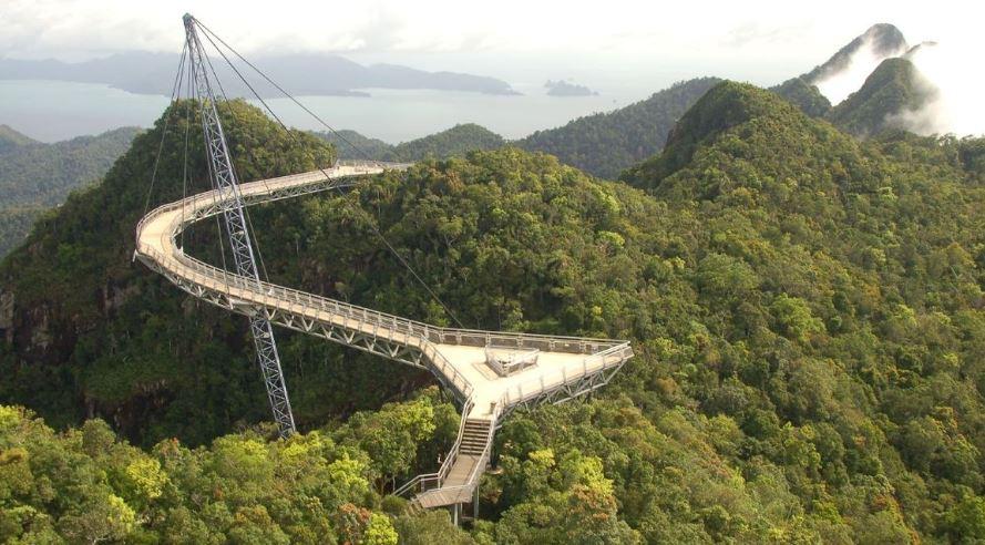 Langkawi Sky Bridge - Malásia