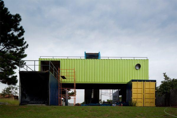 Casa Container Granja Viana
