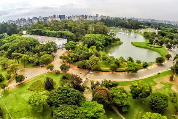 Parque do Ibirapuera / São Paulo