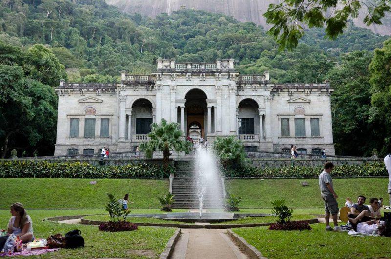 Parque Lage / Rio de Janeiro