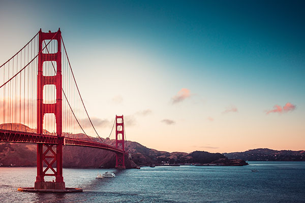 Ponte Golden Gate - Acervo: Picjumbo