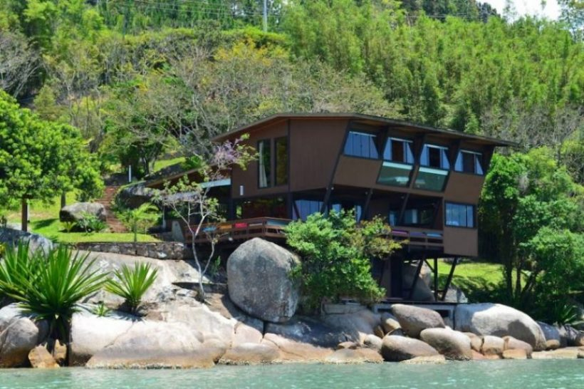 Casa na Praia - Foto: Airbnb