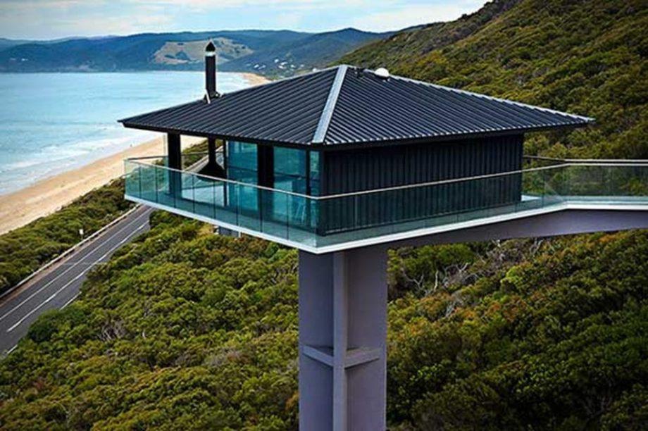Pole House/Austrália - Foto: site Plans Matter