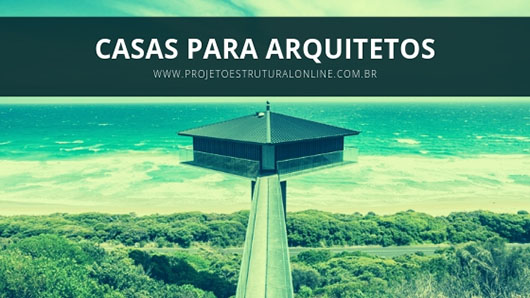 capa Casas para Arquitetos