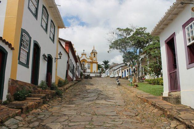Tiradentes (MG) - Crédito: Serginho Pacheco/Pixabay