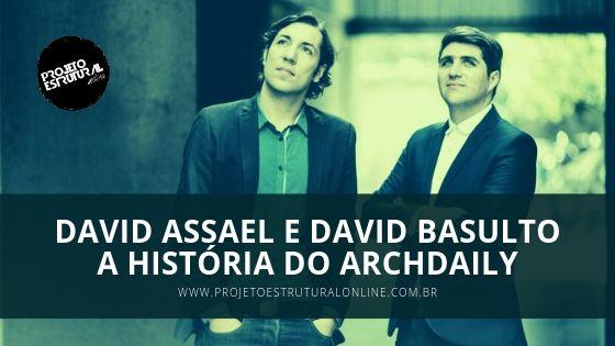 capa - História do Archdaily