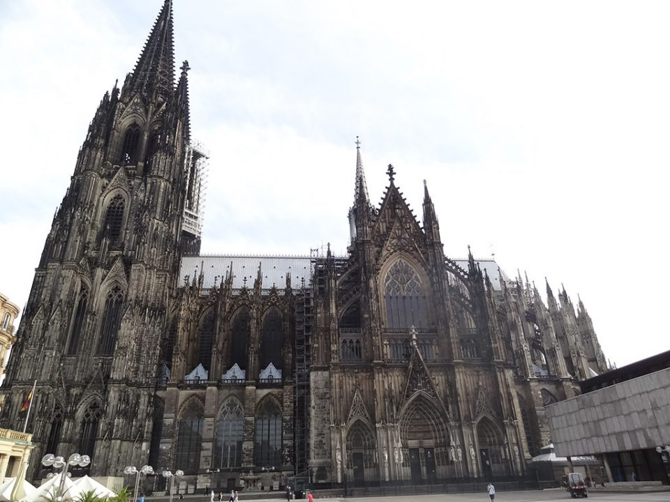 Catedral de Colônia. Foto: Site Rango&Trago