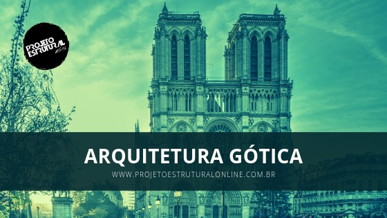 Capa Arquitetura Gótica
