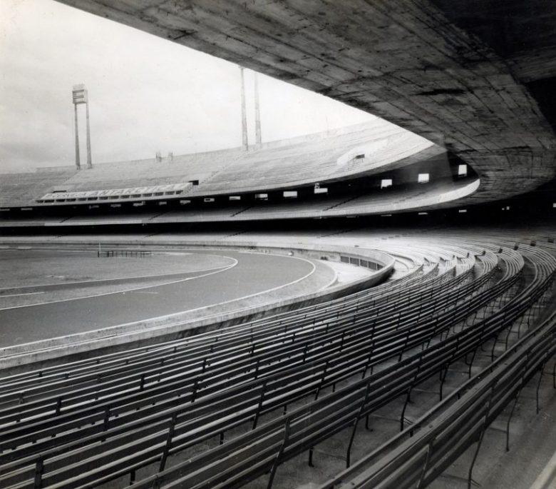 Estádio do Morumbi - Acervo: site Vilanova Artigas