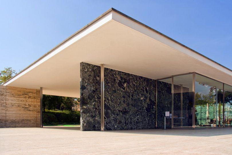 Pavilhão de Barcelona - Imagem: Site shbarcelona.com.br