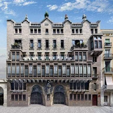 Palácio Güell - Antoni Gaudí