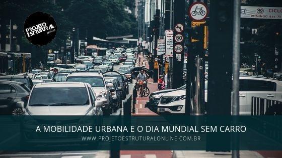 capa A Mobilidade Urbana e o Dia Mundial sem Carro