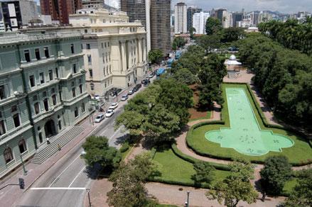 Cidade de Belo Horizonte Foto: site oficial da cidade