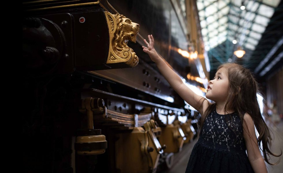Imagem Concurso The National Railway Museum